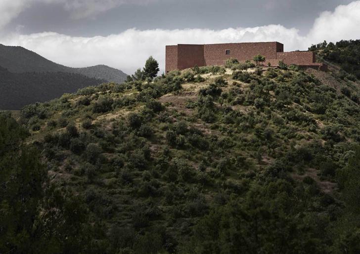 Villa E in Morocco by Studio Ko
