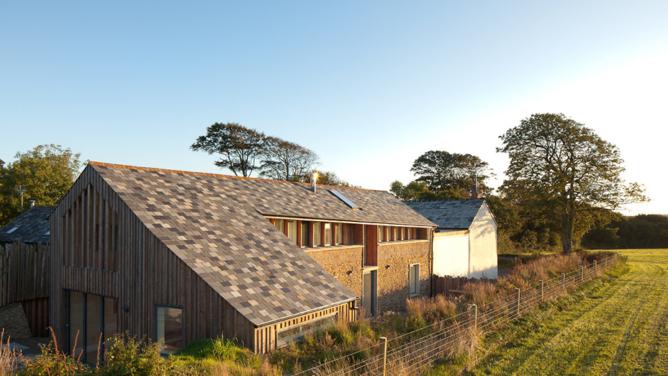 Bude Barn Refurbishment by Feilden Fowles