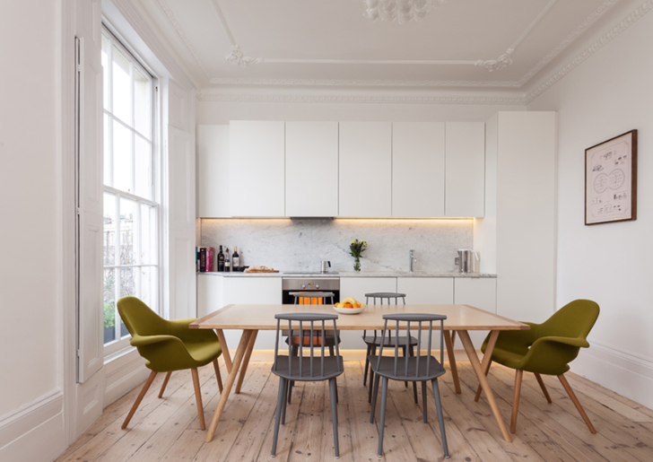 Flat Refurbishment in Islington by Architecture For London