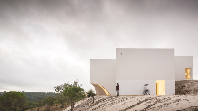 House in Melides by Manuel Aires Mateus and SIA arquitectura