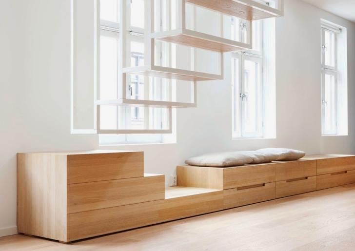 Loft Refurbishment in Oslo by Haptic Architects