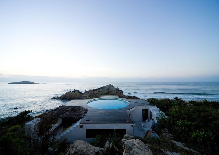 Observatory House by Gabriel Orozco and Tatiana Bilbao