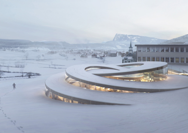 Audemars Piguet Museum by BIG