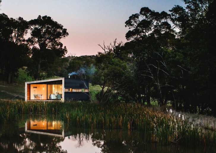 Compact Off-grid Pump House by Branch Studio Architects