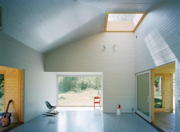 Summer House S 246 Der 246 Ra By Tham Amp Videg 229 Rd Arkitekter Ideasgn