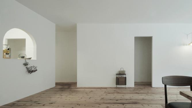 Cafe KBT Renovation by Jun Murata / JAM