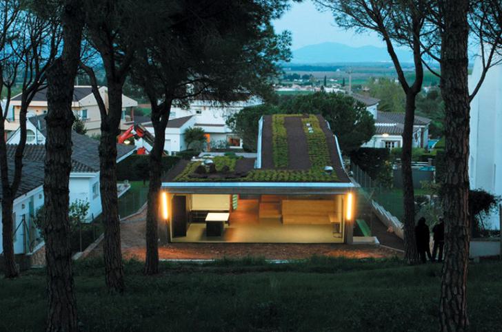 Villa bio by enric ruiz geli cloud 9 4 ideasgn for Cloud 9 architecture