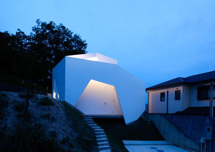 YSY House by Akitoshi Ukai / AUAU
