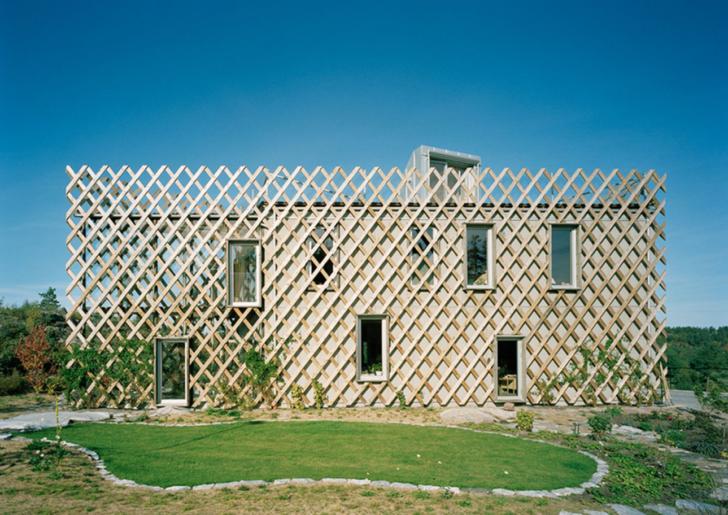 Garden house by Tham & Videgård Arkitekter