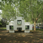 Micro House Unit by Studio Liu Lubin 2