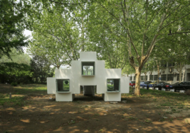 Micro House Unit by Studio Liu Lubin