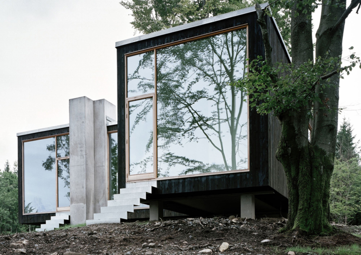 Stupet Refugium by Petra Gipp Arkitektur