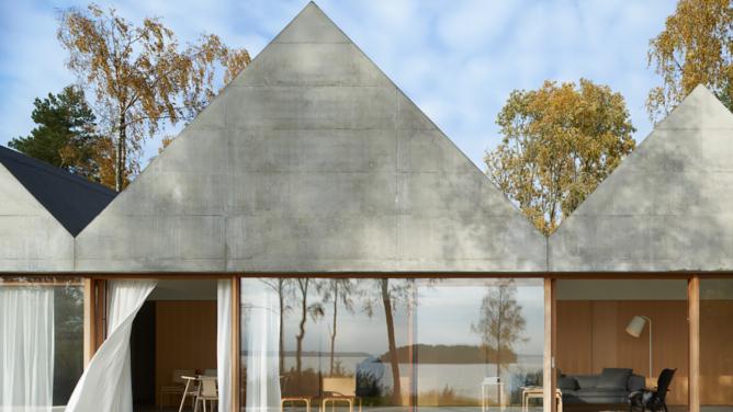 Summer House Lagnö by Tham & Videgård Arkitekter