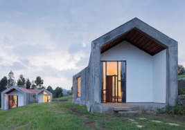 Umusozi Ukiza Healing Hill by MASS Design Group