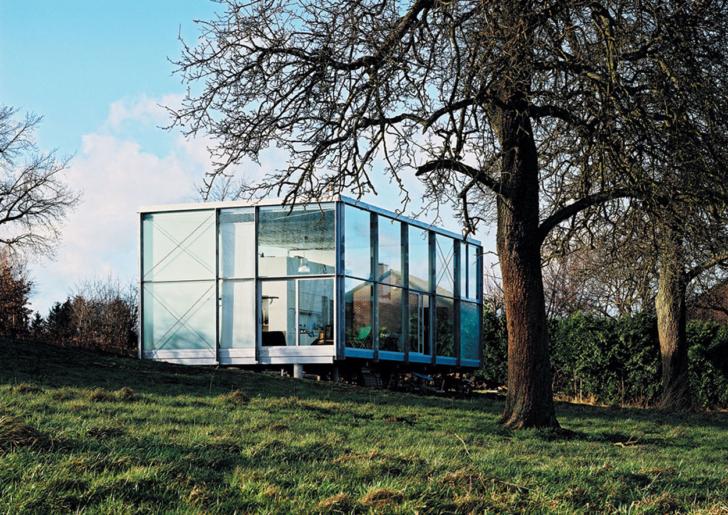 Denis-Ortmans house by Dethier Architecture