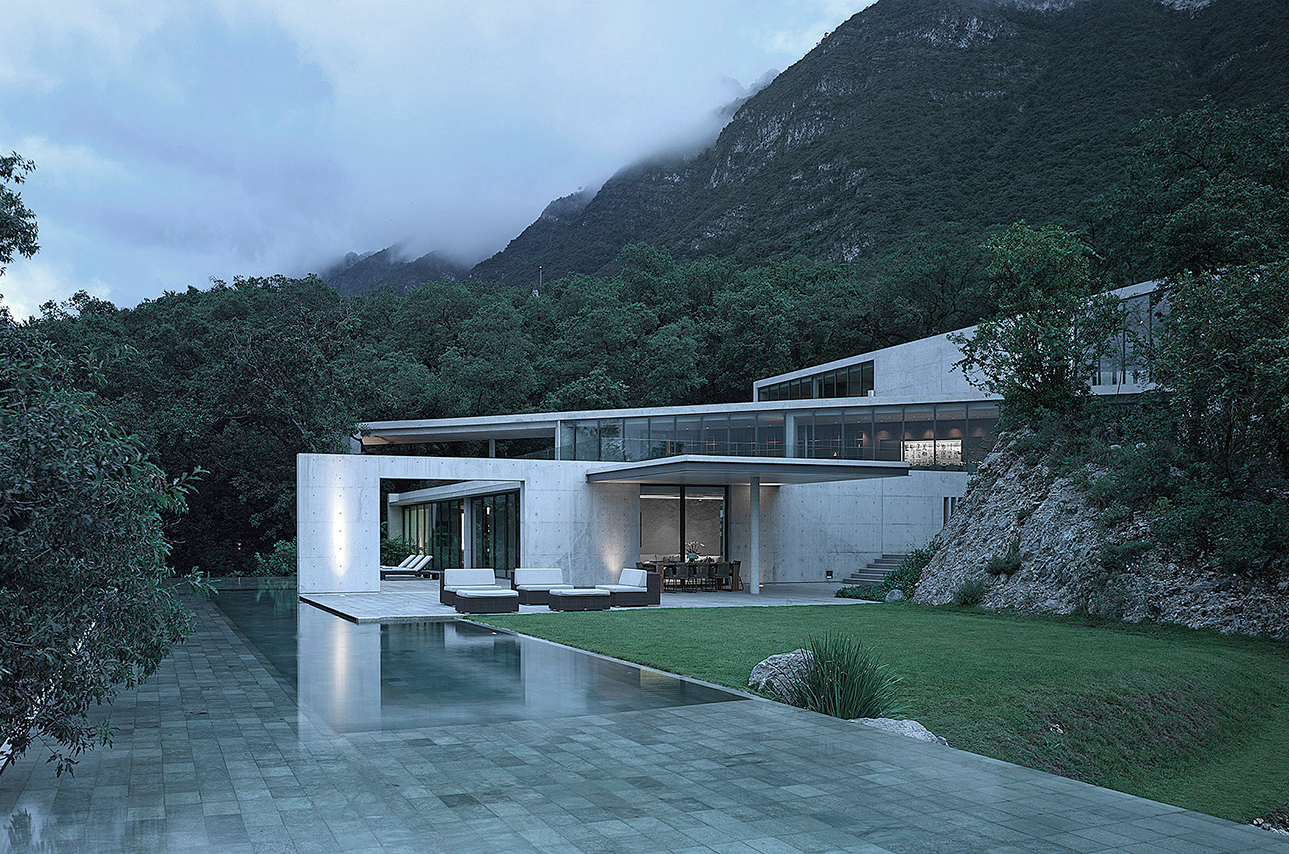 House in monterrey by tadao ando ideasgn for Real house