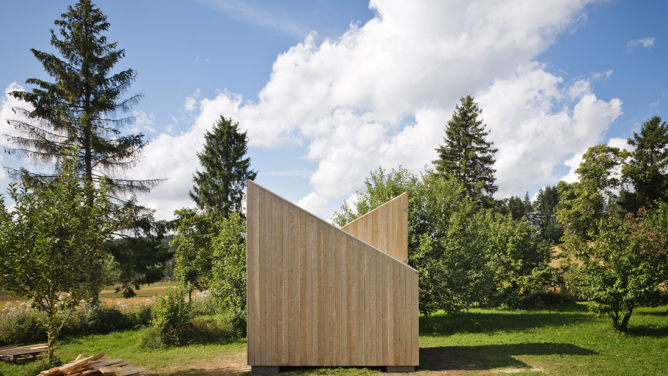 Playhouse by Anna & Eugeni Bach