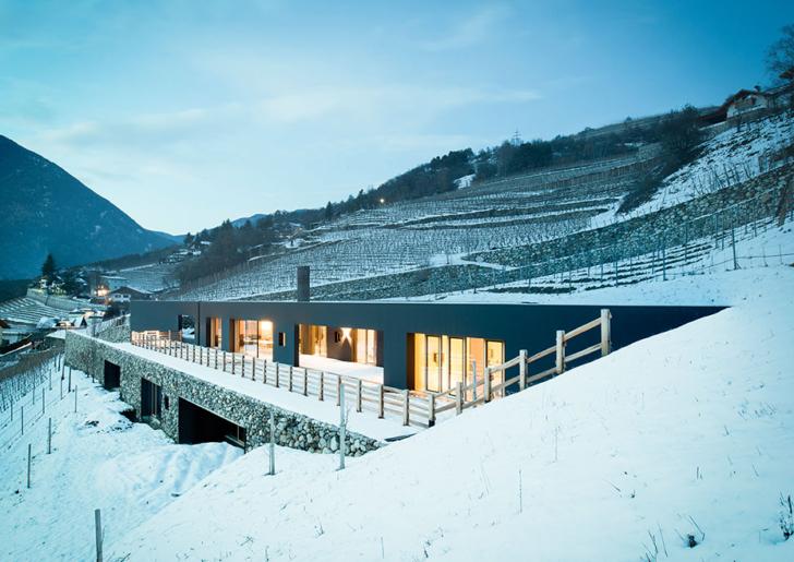 Villa P by bergmeisterwolf architekten