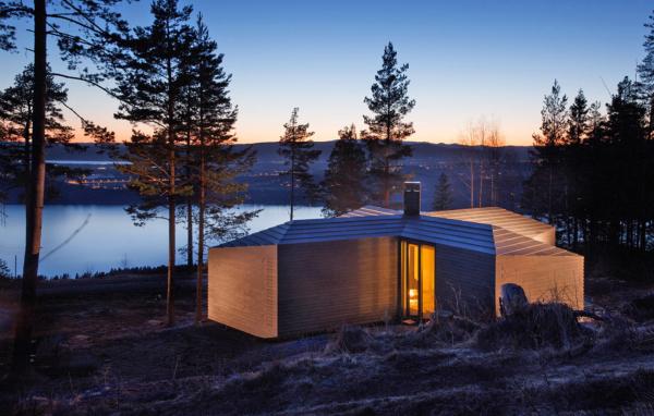 Cabin-Norderhov by Atelier Oslo