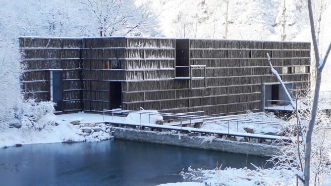 Liyuan Library by Li Xiaodong Atelier