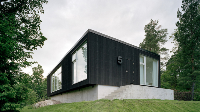 No. 5 House by Claesson Koivisto Rune