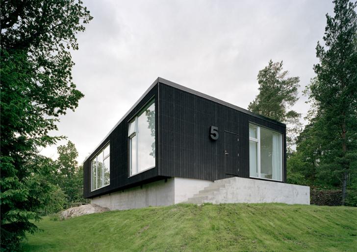 No. 5 House by Claesson Koivisto Rune