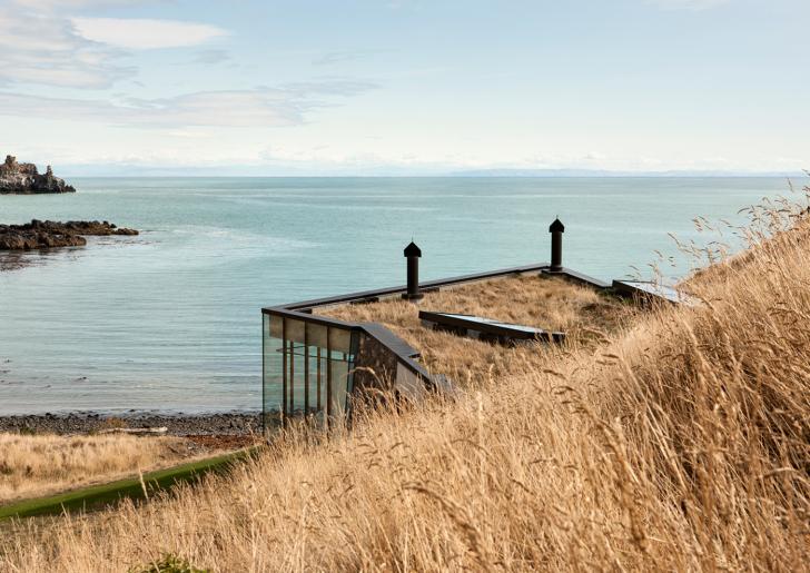 Seascape House by Patterson & Associates