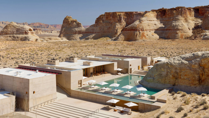 Amangiri / Aman Resorts