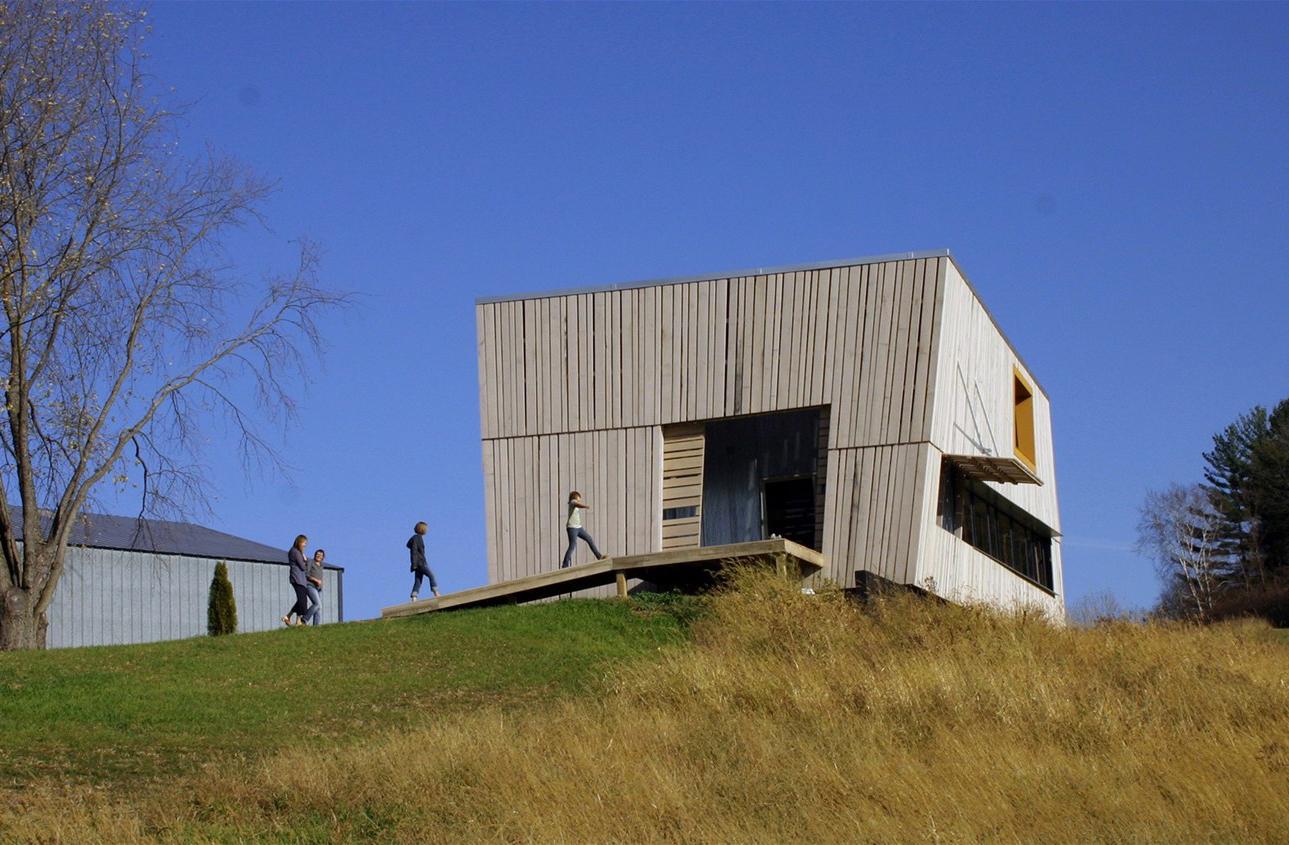 Blair Barnhouse By Alchemy Architects Ideasgn