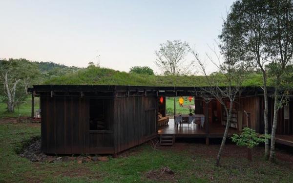 Comuna Yerbas del Paraíso by IR arquitectura