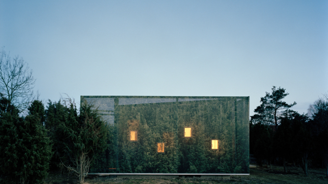 Juniper House in Gotland by Murman Arkitekter