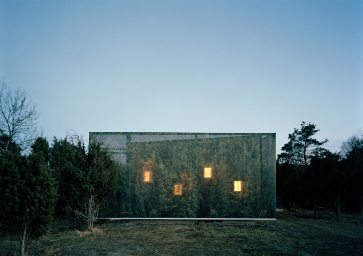 Juniper house in gotland by murman arkitekter ideasgn for Juniper house