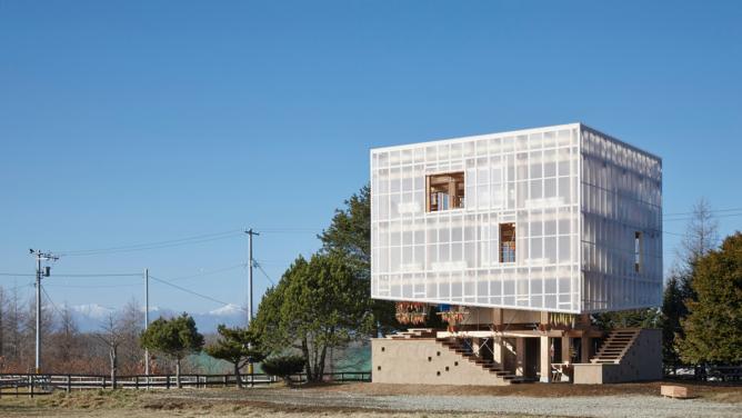 Nest We Grow by UC Berkeley Team + Kengo Kuma & Associates