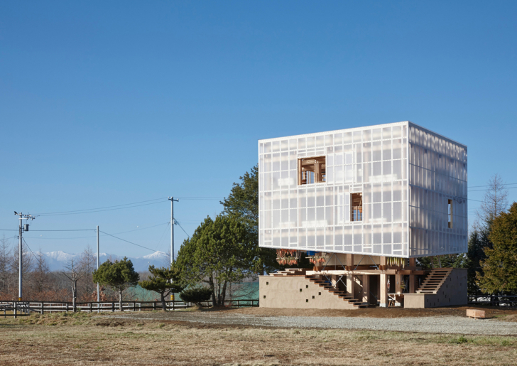 Nest We Grow by UC Berkeley Team + Kengo Kuma & Associates