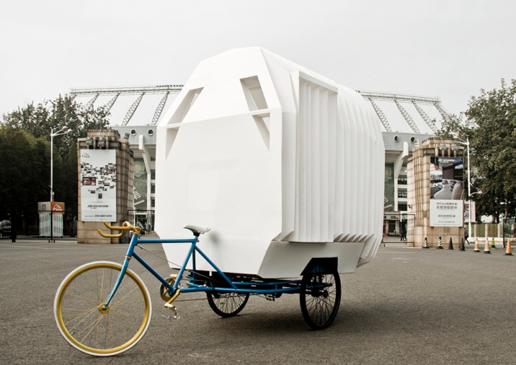 Tricycle House by PAO + PIDO
