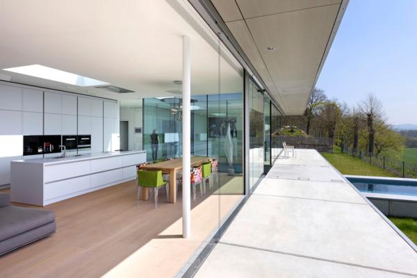 Villa K in Bergen by Architecten CSK