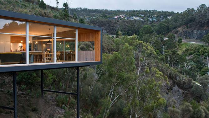 Highway House by Room 11 Architects