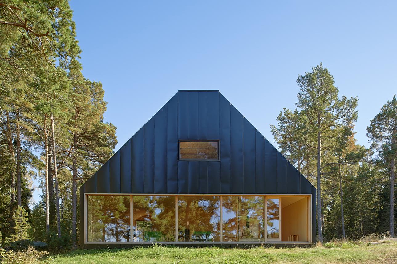 Summerhouse Husar 246 By Tham Amp Videg 229 Rd Arkitekter Ideasgn