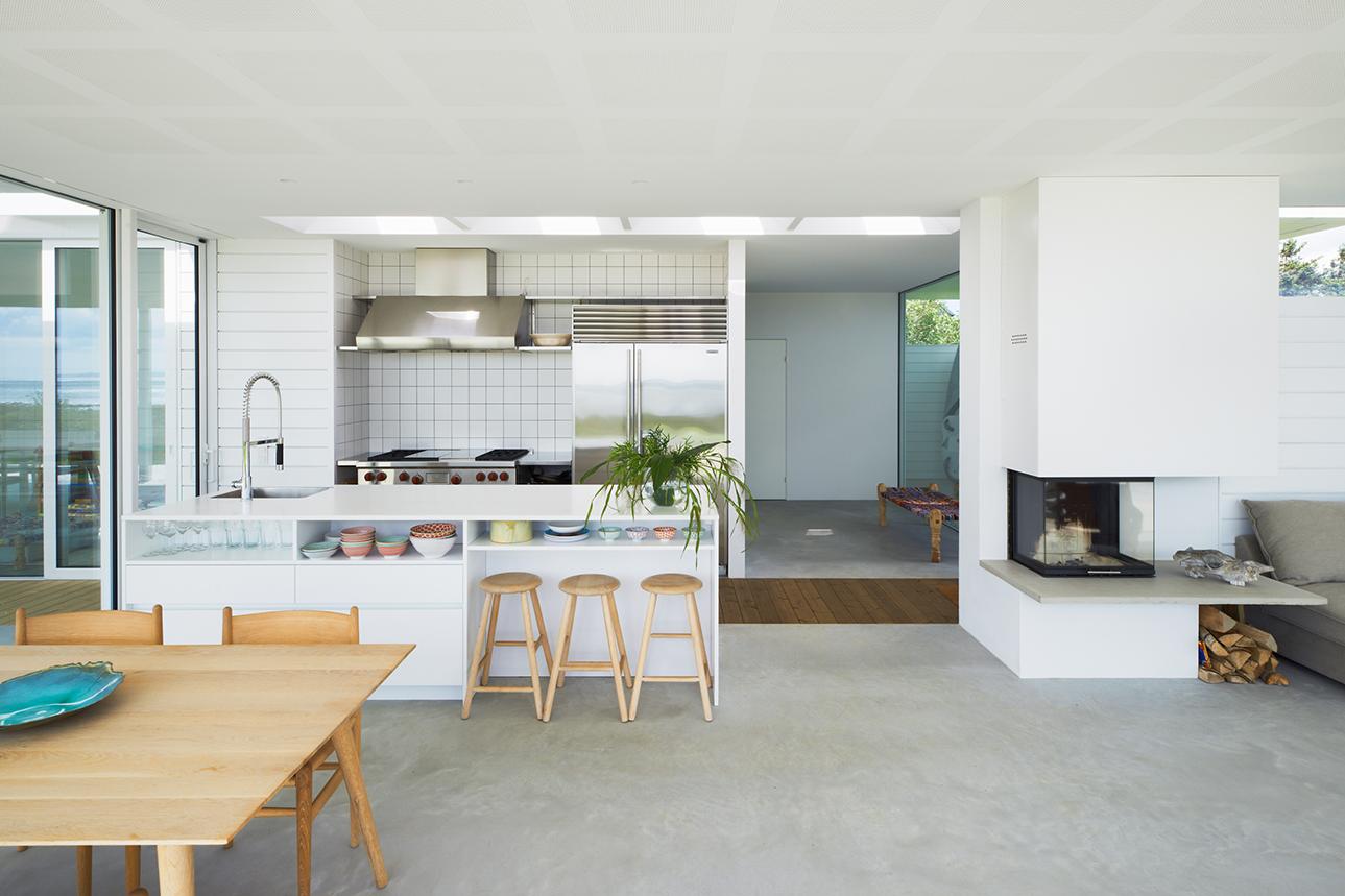 Cucine soggiorno con