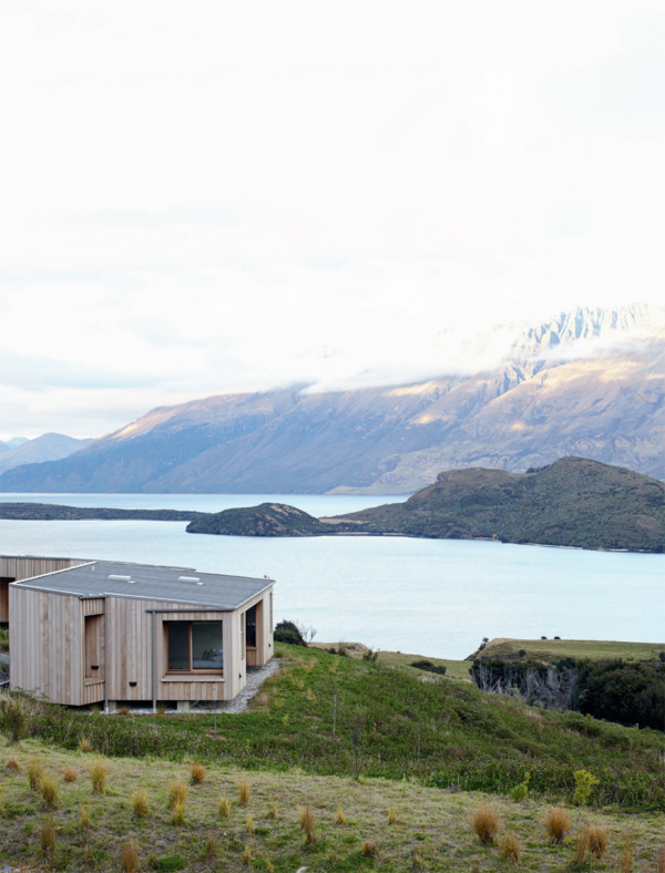 Aro Hā wellness retreat in New Zealand