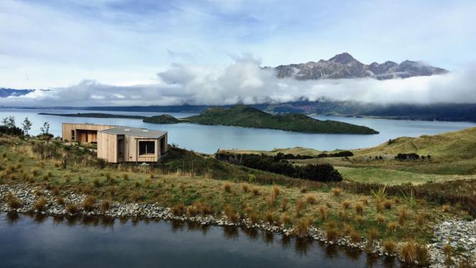Aro Hā wellness retreat in New Zealand
