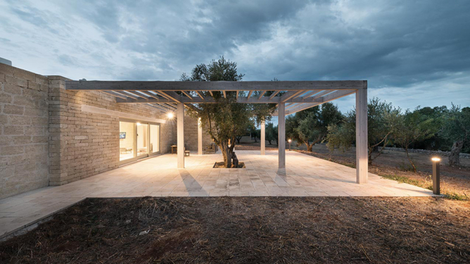 House in Salento by Iosa Ghini Associati