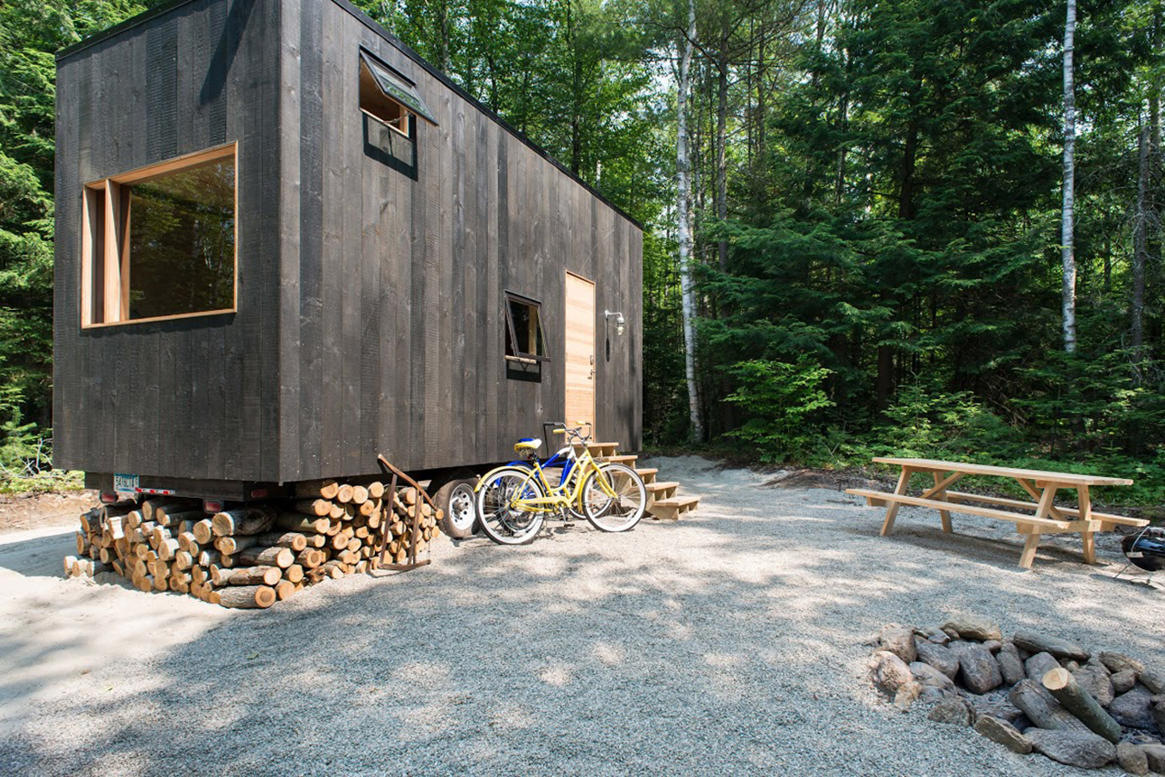mobile tiny house ideas getaway by millennial housing lab ideasgn