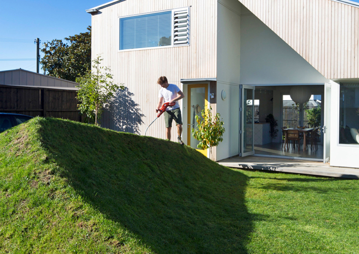 Onehunga House by Sayes Studio