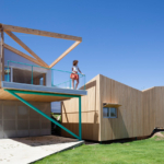 Prefab House of Would by elii