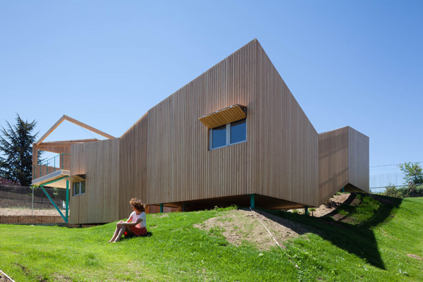 Prefab House of Would by elii 3