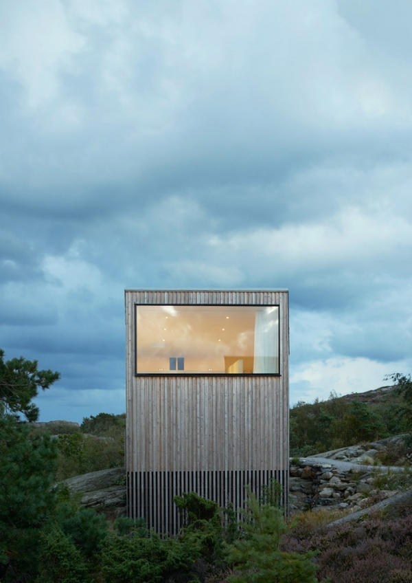 Wood Cottage ideas Weekend House by Mattias Gunneflo 4