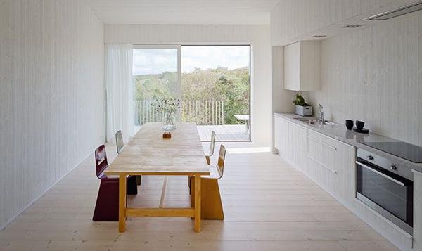 Wood Cottage ideas Weekend House by Mattias Gunneflo 6