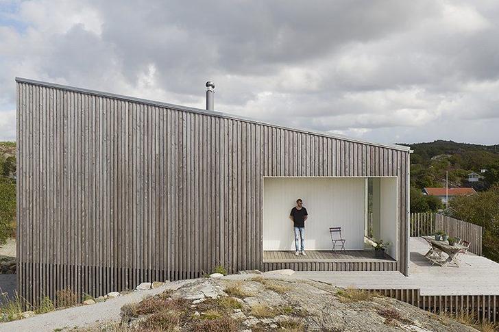 Wood Cottage ideas / Weekend House by Mattias Gunneflo