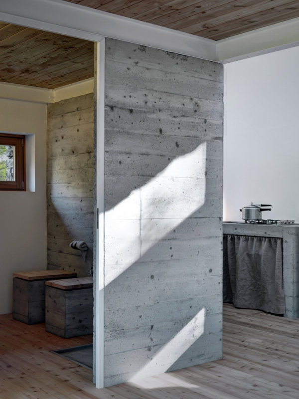 Concrete House ideas CASA VI by EV+A Lab 7